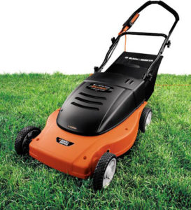 electric-mower